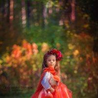 Золотая осень :: Анастасия Бембак