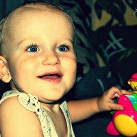 Сынуле 1 годик :: Дмитрий Кобанов