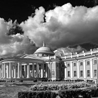 Склиф, Тяжелое небо :: Виталий Авакян