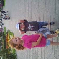 Машенька и Борис :: Мария Владимирова