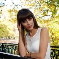 Осенняя фея :: Ната Прага
