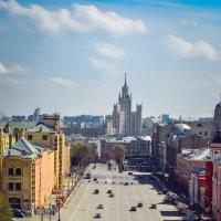Москва :: Ксения Базарова