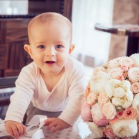 Маленький гость на свадьбе :: Vladimir Enso