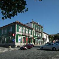 Старинное здание в Португалии :: Natalia Harries
