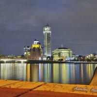 Огни большого города :: Алексей Никитин