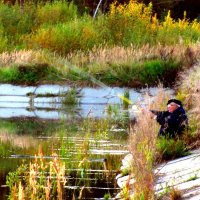 Осенняя рыбалка :: alek48s