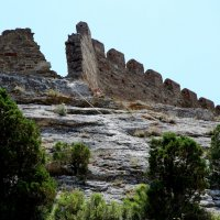 Генуэзская крепость :: Ирина Фирсова