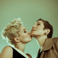 Поцелуй :: Ирина Шкода