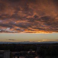 Восход в городе :: shvlad