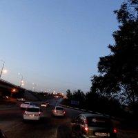 Вечерняя дорога в город... :: Тамара (st.tamara)