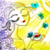 Чай с лимоном :: Ирина Сивовол