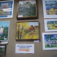 Открытие выставки прикладного творчества 2 октября 2015 года в Краеведческом музее г. Люберцы :: Ольга Кривых