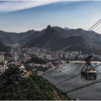 Рио-де-Жанейро,Бразилия! :: Александр Вивчарик