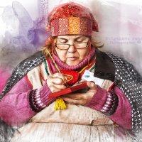 Уличный портрет :: Анна Булгакова