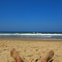 И только море.... :: Boris Khershberg