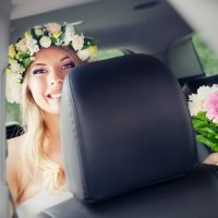 счастливая :: Инна Колесникова