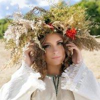 Девушка Осень :: Иван Забелин