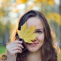 Осень :: Анастасия Чеснокова