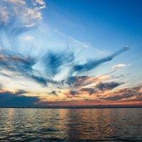Краски заката. :: ALLA Melnik