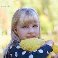 девочка :: Юлия Дмитриева