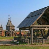 Музей деревяного зодчества. :: Александр Теленков