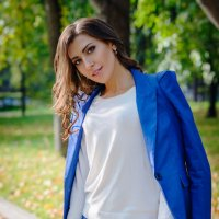 Прогулка в парке :: Даниил Иванов