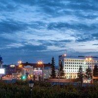 Вечер :: Александр Решетников
