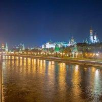 Вечерняя Москва :: Олег Гаврилов