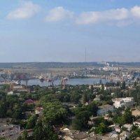 Панорама Керчи :: Вера Щукина