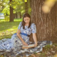Сказочная осень :: Евгения Комарова