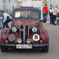 BMW-321, 1949 г.в. :: Сергей F