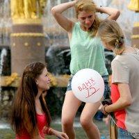 реклама или юбилейный шарик :: Олег Лукьянов