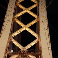 Ночью по мосту :: Виктор Коршунов