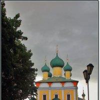 Углич, Собор Преображения Господня :: Дмитрий Анцыферов