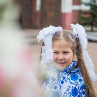 в мечтах о школе :: Мария Корнилова