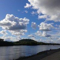 Облака над Бирой :: Natusya 89