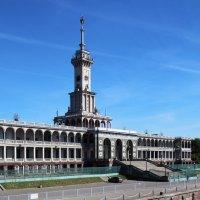 Речной вокзал :: Nikolay Monahov