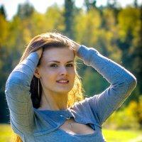 ... Я не модель - я просто учусь :: Андрей Куприянов