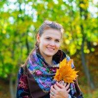 Славная осень :: Андрей Куприянов