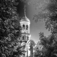 Часовня в Выселках Краснодарского края :: Olga Zhukova