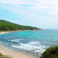 Недалёко от мыса Лаплас, дикий пляж :: Евгений 1