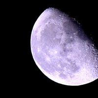 Убывающая Луна. :: Раскосов Николай