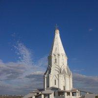 Храм Вознесения Господня :: Светлана Соловьева