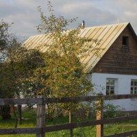 Старый дом :: Светлана Соловьева