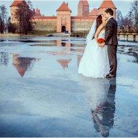 Поцелуй на воде :: Inara Bakej