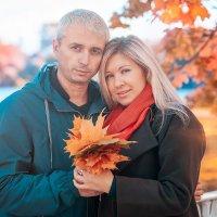 Михаил и Юлия :: Александр Святкин