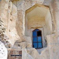 Фрагмент подземной мечети :: Анатолий Чикчирный