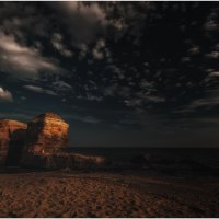 Гуляя вечером вдоль моря...(Одесса,Черное море)!!! :: Александр Вивчарик