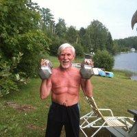 Лето  на  озере  Сан  Агат  (Канада, Квебек) :: Валерий