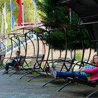 Отдых при санатории :: Tanyana Zholobova